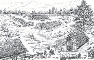 Bretzenheim in der Steinzeit